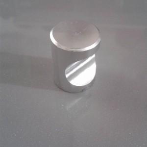 Buton cilidric Crom